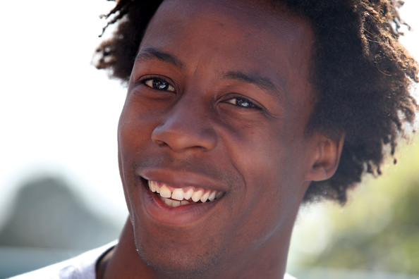Gael Monfils is looking forward to his return on the court (Photo credit: Julian Finney/Getty Images)